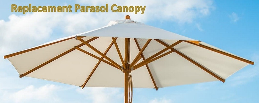 Guide for Replacement Parasol Canopy Fabric