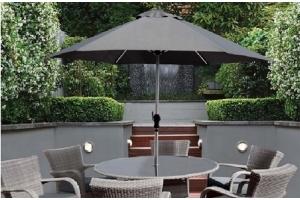 small balcony parasol
