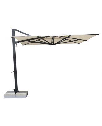 4m cantilever parasol Bambrella Maestro