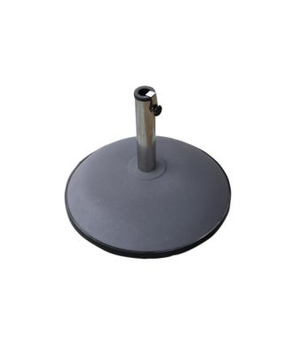 50kg Concrete Base with Standard Tube