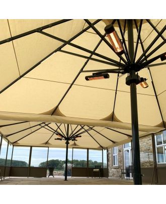Savannah Giant Commercial Parasol