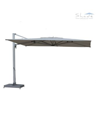 Stellar Orion 4.0m Square Cantilever with LED lights EX-Display