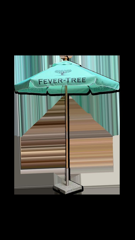 fever tree parasol