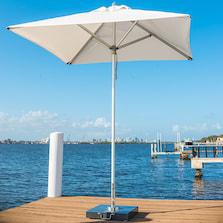 santa ana aluminium parasol