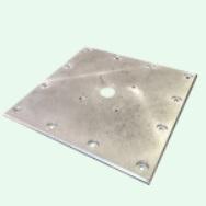 deck plate for parasol base