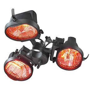 halogen lamps heater
